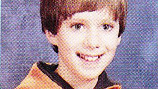 Adam Lanza in six grade photo