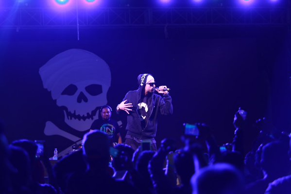 bohemia - live at the mirchi music awards in amritsar - pesa nasha pyar