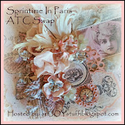 SPRINGTIME IN PARIS ATC SWAP
