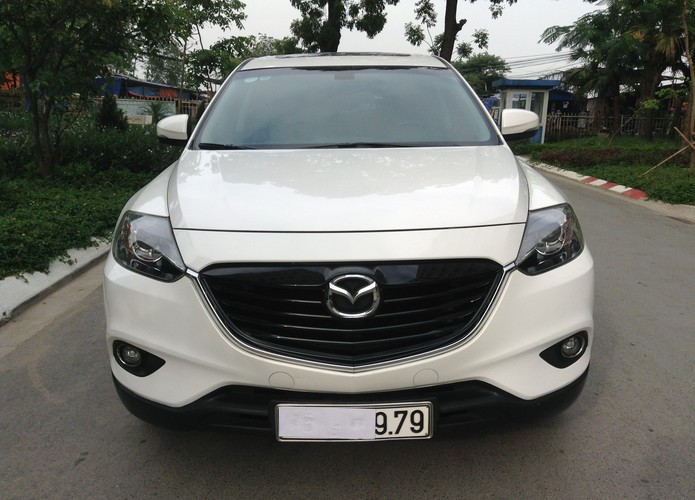 Mazda CX-9 đời 2013| Mazda CX-9 cũ| Mazda CX-9 cũ 2013| 34A04979