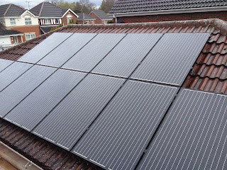 12 x 250w Ja Solar Panels Mansfield Woodhouse, Nottinghamshire