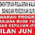 Tawaran Permohonan Program Ijazah Sarjana Muda Perguruan (PISMP) Ambilan Jun 2013