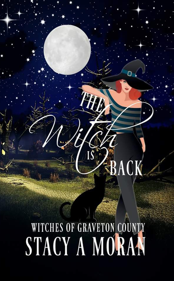 Witches of Graveton Book 1