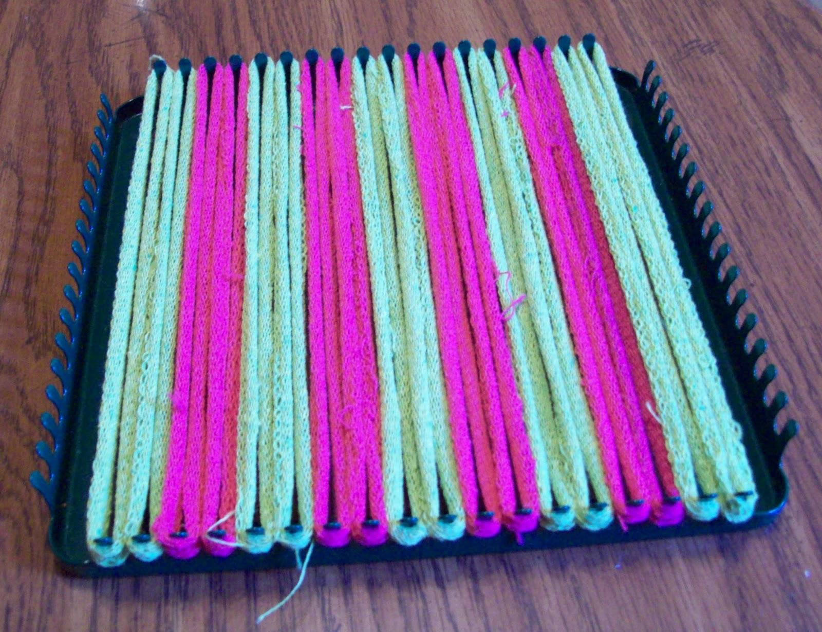 Potholder Loom Patterns Simple Ideas