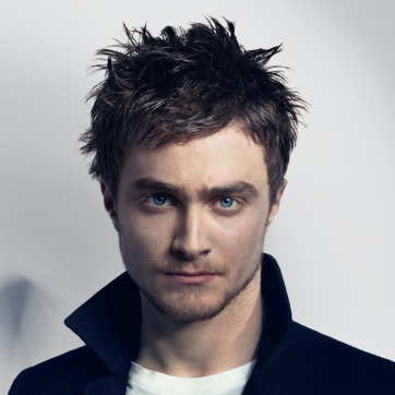 Celebrity Daniel Radcliffe Short Hairstyle Ideas For Boys