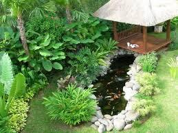 Contoh Gambag Model Taman Rumah Minimalis 1