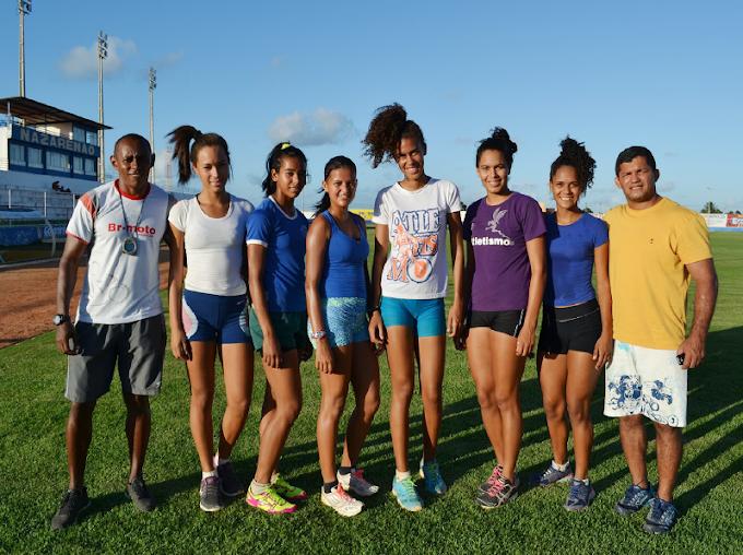 Atletas da Escola Estadual João Tibúrcio representam o Brasil no Campeonato Mundial Escolar na Espanha