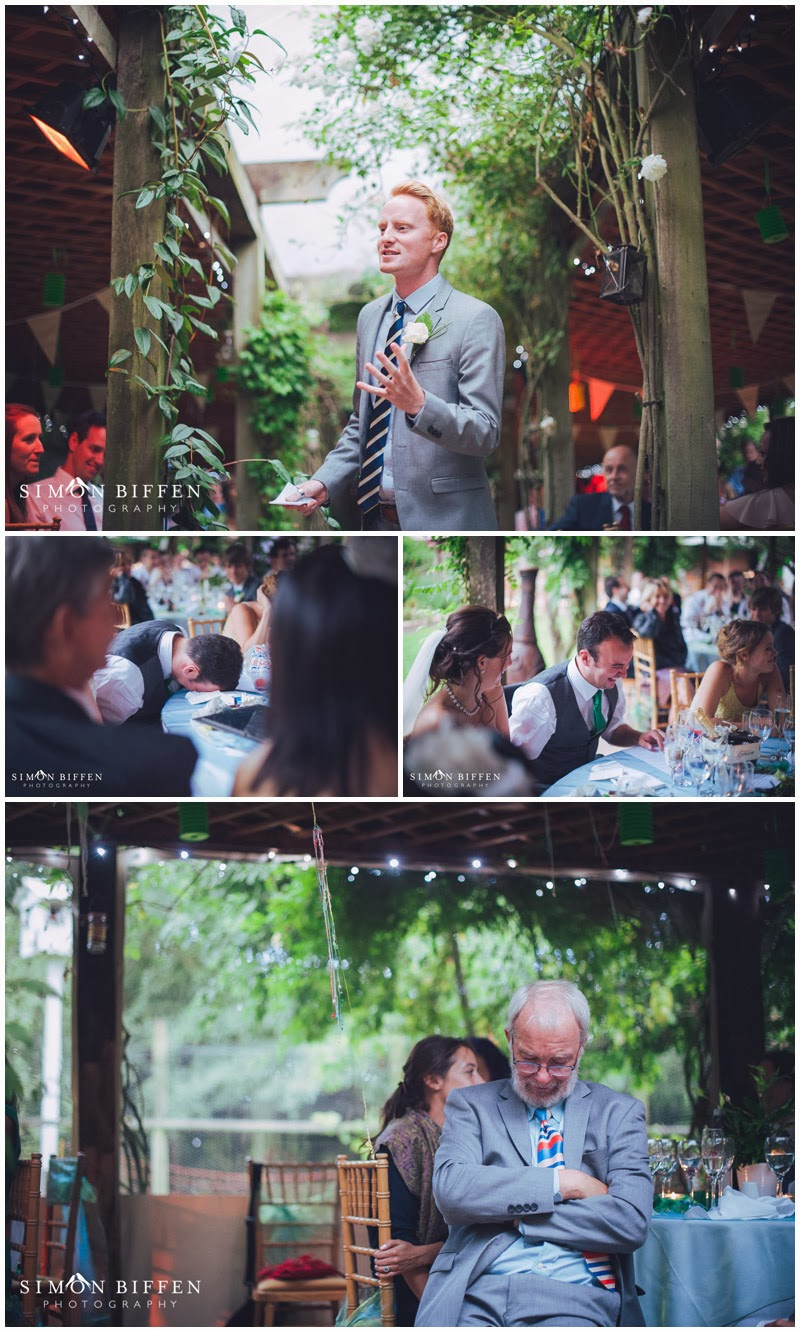 Maunsel house wedding speeches