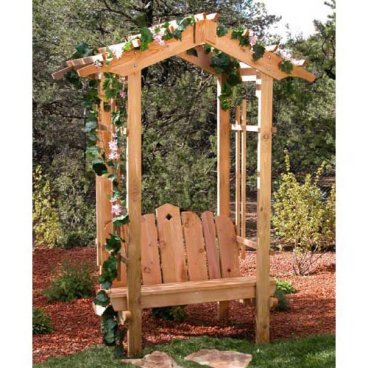 Garden Arbor Plans Autumn Weddings Pics