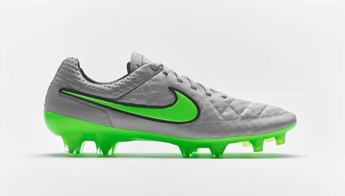 2015 Nike Tiempo Legend V Silver Storm