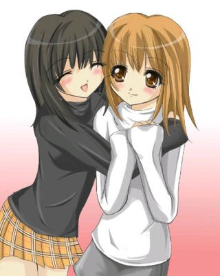 2 Anime Best Friends Pictures Images amp Photos  Photobucket