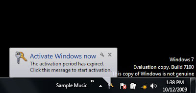 Windows Is not Active