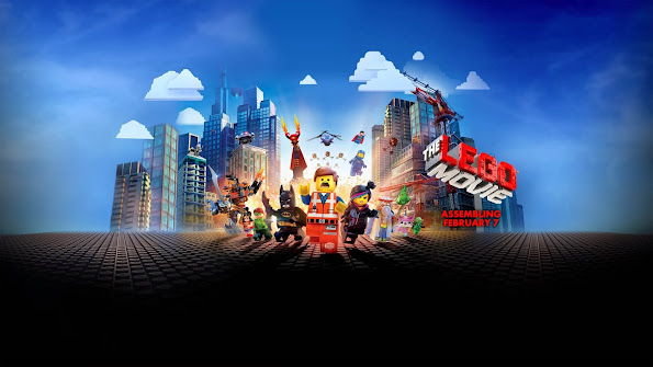 The Lego Movie 2014 6l
