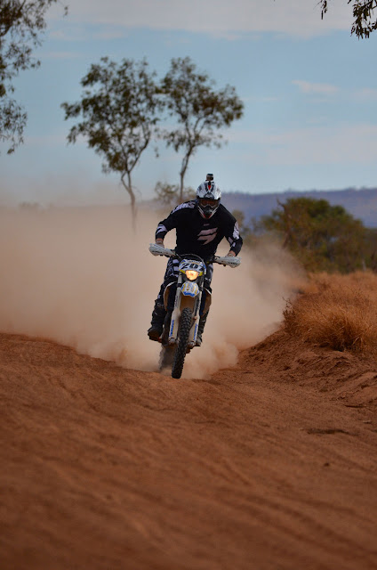Tatts Finke Desert Race 2015, bike, Husaberg 570, Aputula, Alice Springs