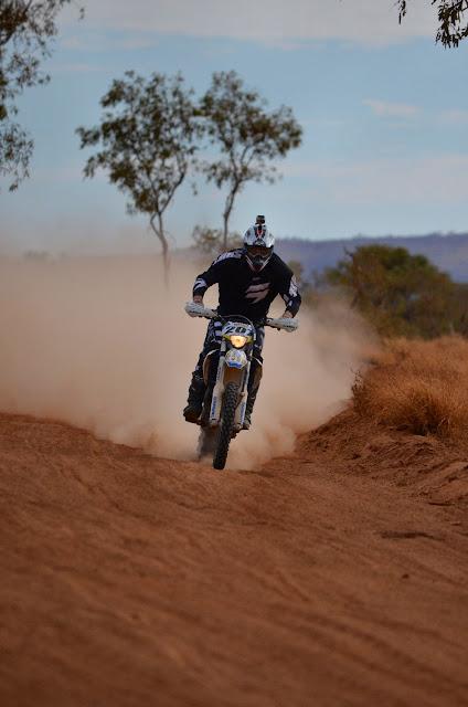 Tatts Finke Desert Race 2015, bike, Husaberg 570, Aputula, Alice Springs