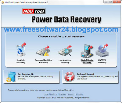MiniTool Power Data Recovery serial