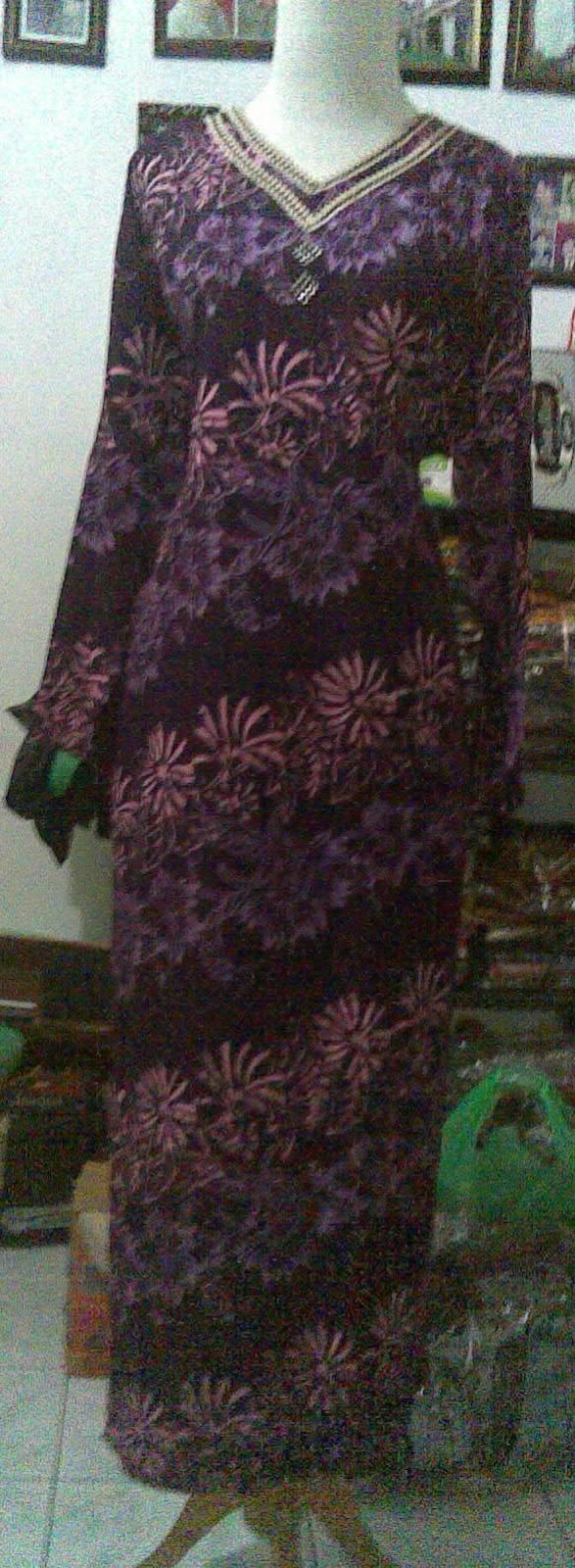 SYANI COLLECTION: Longdres batik super murah