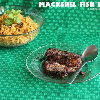 Aila Fish Fry (Mackerel Fish Fry)
