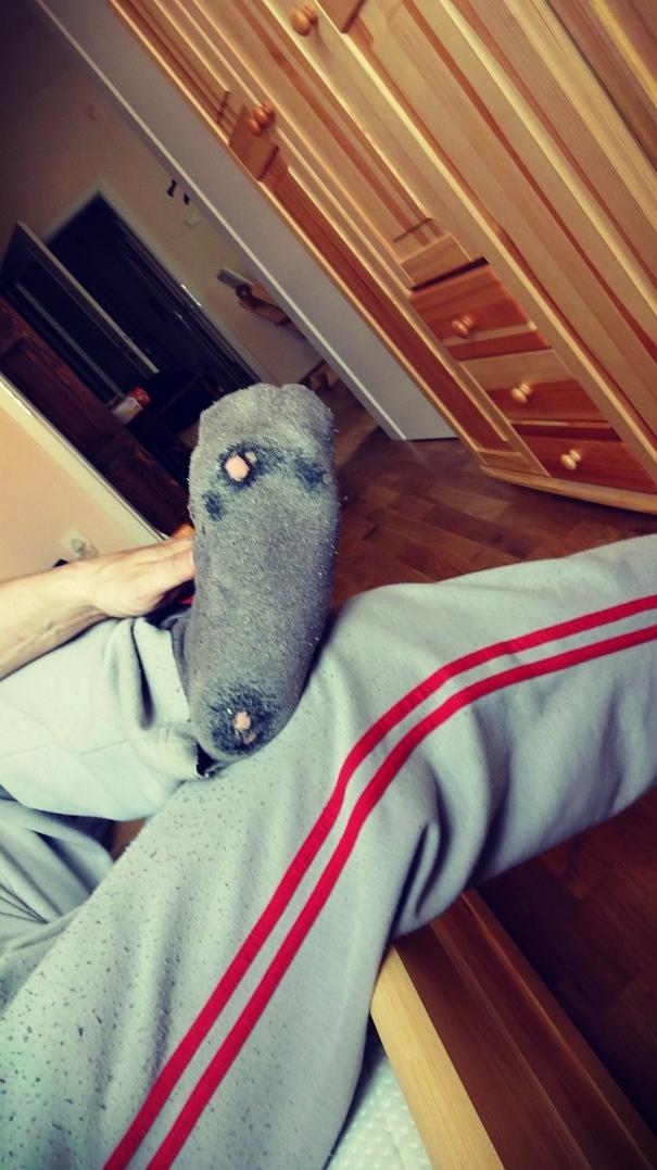 Skladníkova ponožka