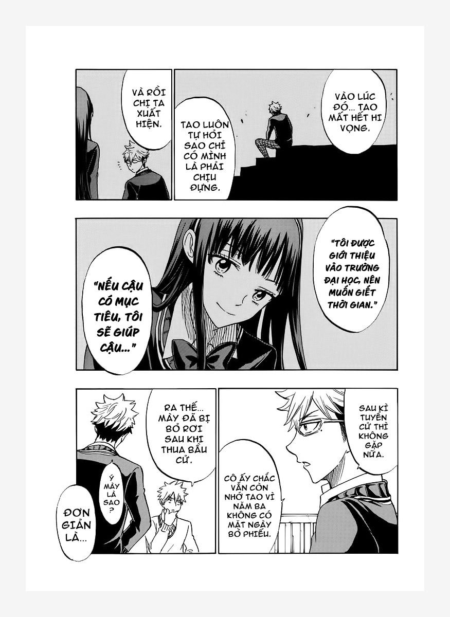 Yamada-kun to 7-nin no majo chap 181 Trang 18 - Mangak.info