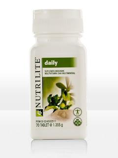 Nutrilite Daily 70