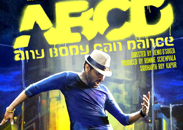 ABCD: Anybody Can Dance Movie Review