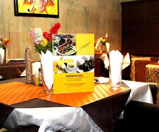 DownTown Lagos Hotel Ikeja restaurant
