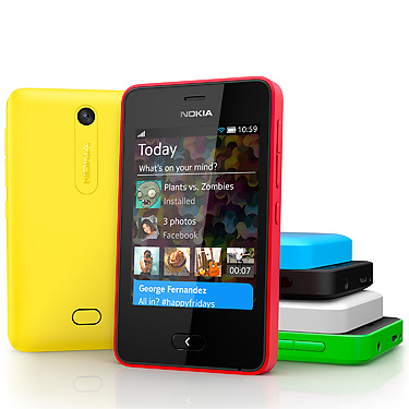 Get Yourself a Nokia Asha 501 for Free by Developing Nokia Applications