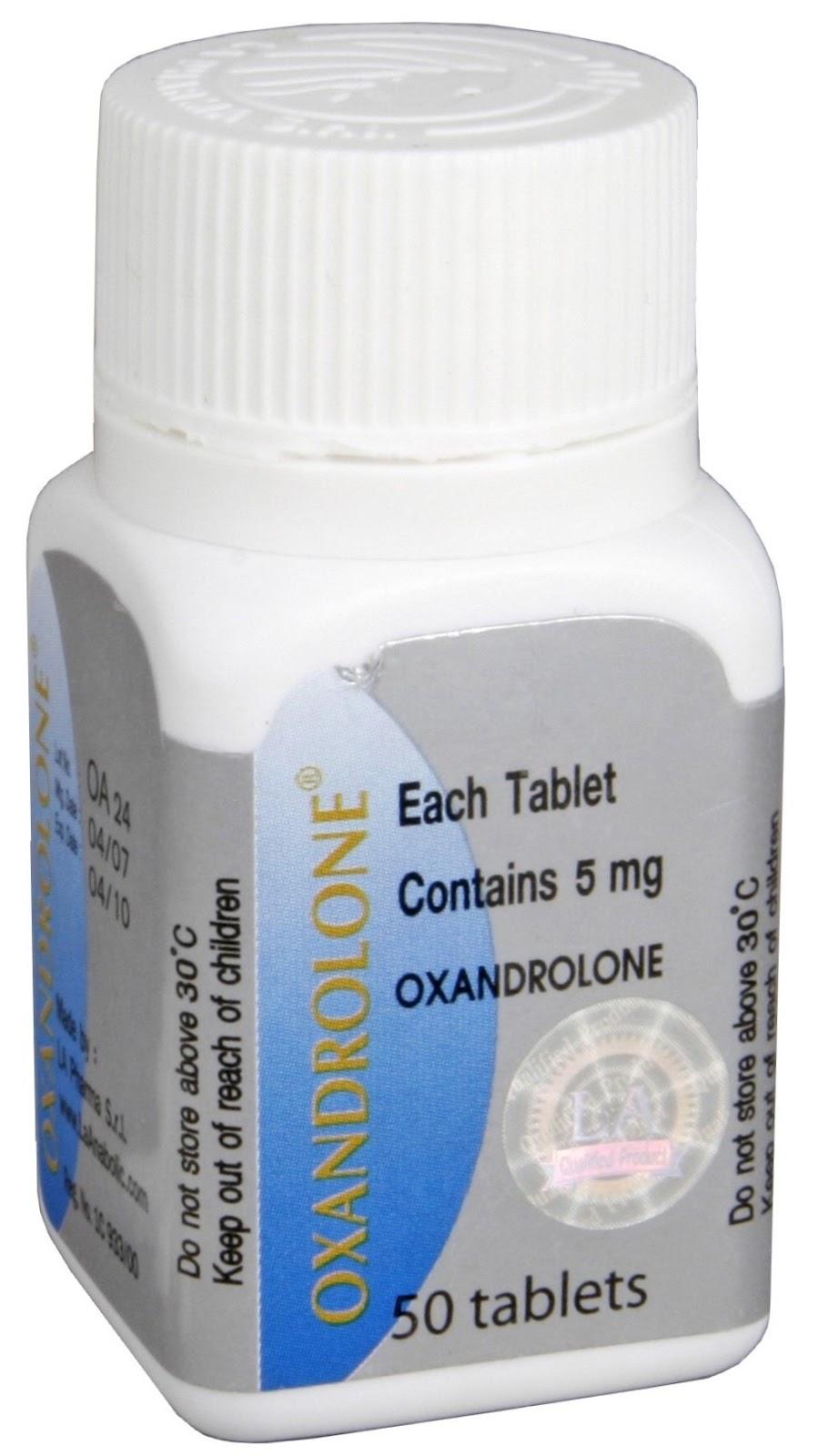 Anavar Steroid Dosage
