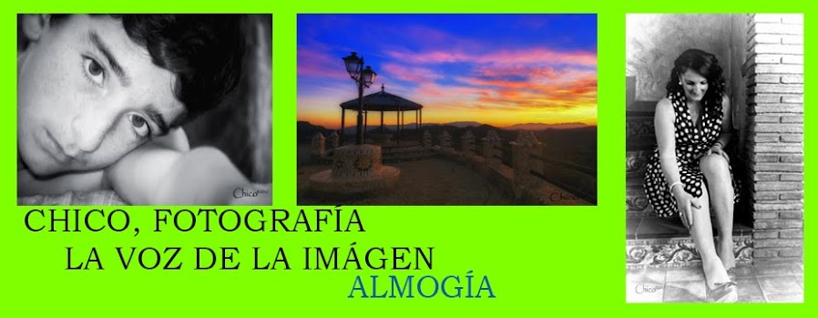 CHICO FOTOGRAFÍA, ALMOGÍA.