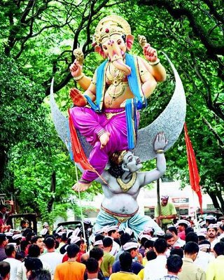 Happy Ganesha Chaturthi