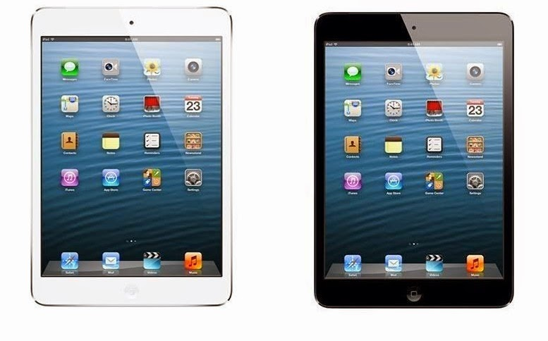 Apple iPad Mini 32GB Wi-Fi + 3G & 4G LTE UNLOCKED GSM Black / White