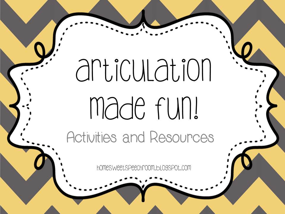 Articulation Made Fun 1000 Likes Celebration Day 5 – Free Articulation Worksheets