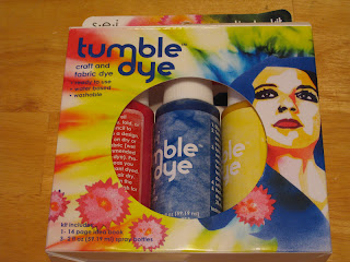 Crafts 4 camp tie dye with tumble dye for Sei crafts tumble dye