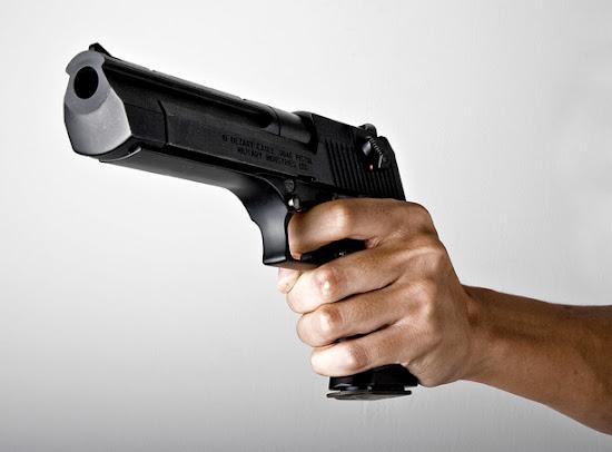 Que significa soñar con arma