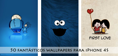 370 Wallpapers Para Iphone: 50 Fantásticos Wallpapers Para IPhone 4S