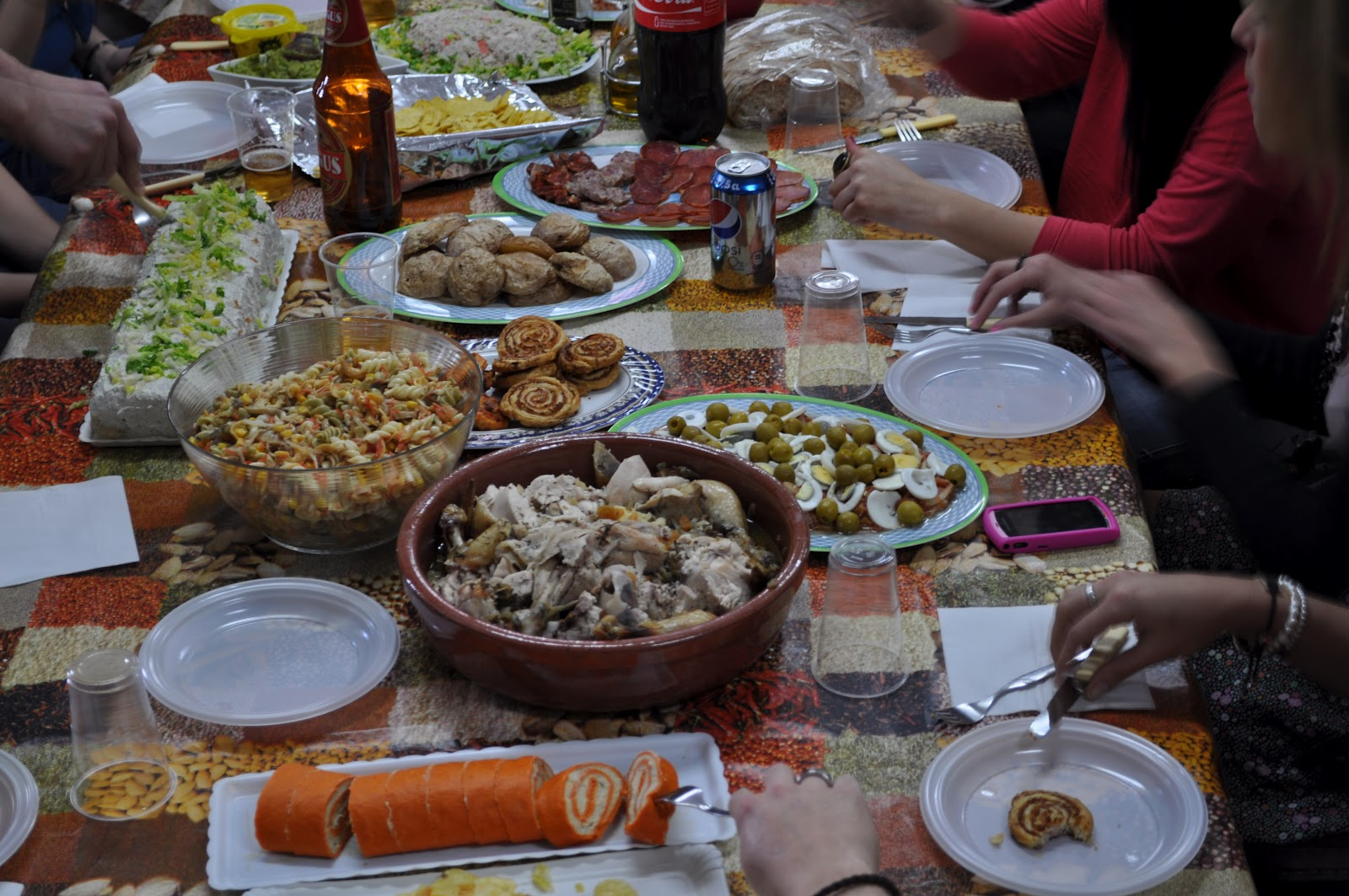 Las recetas de mi comida de cumplea os - Preparar fiesta cumpleanos ...