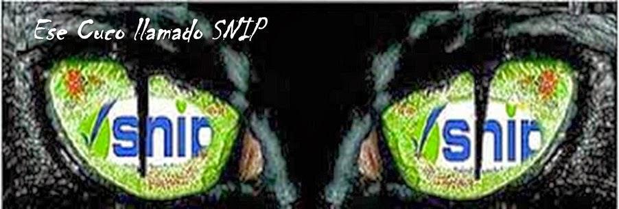 ese cuco llamado SNIP