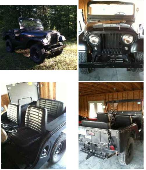 1961 Willy Jeep - $4000 (Mio, MI) - Groosh's Garage