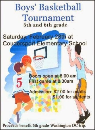 2-28 Boys Basketball Tournament