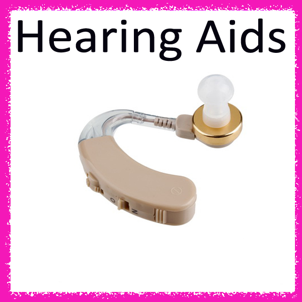 Digital Tone Hearing Aids Behind The Ear Voice Volume Adjustable Sound Amplifier