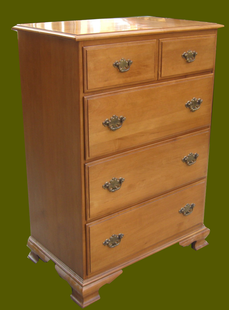 Uhuru Furniture Collectibles 3 Piece Federal Style Bedroom Sold