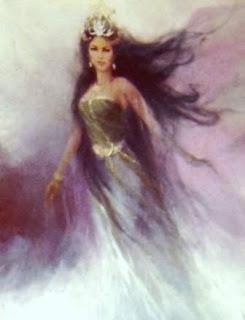 Mengenal Putri Junjung Buih