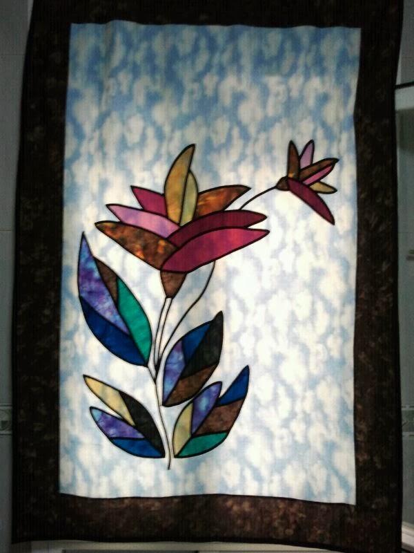 vidriera patchwork