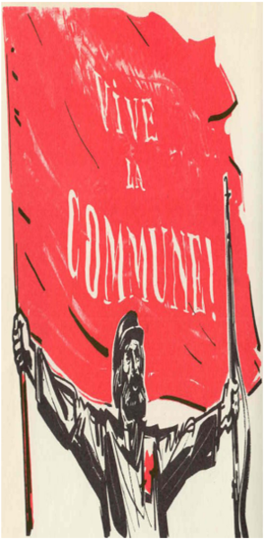 ¡Viva la Comuna de París!