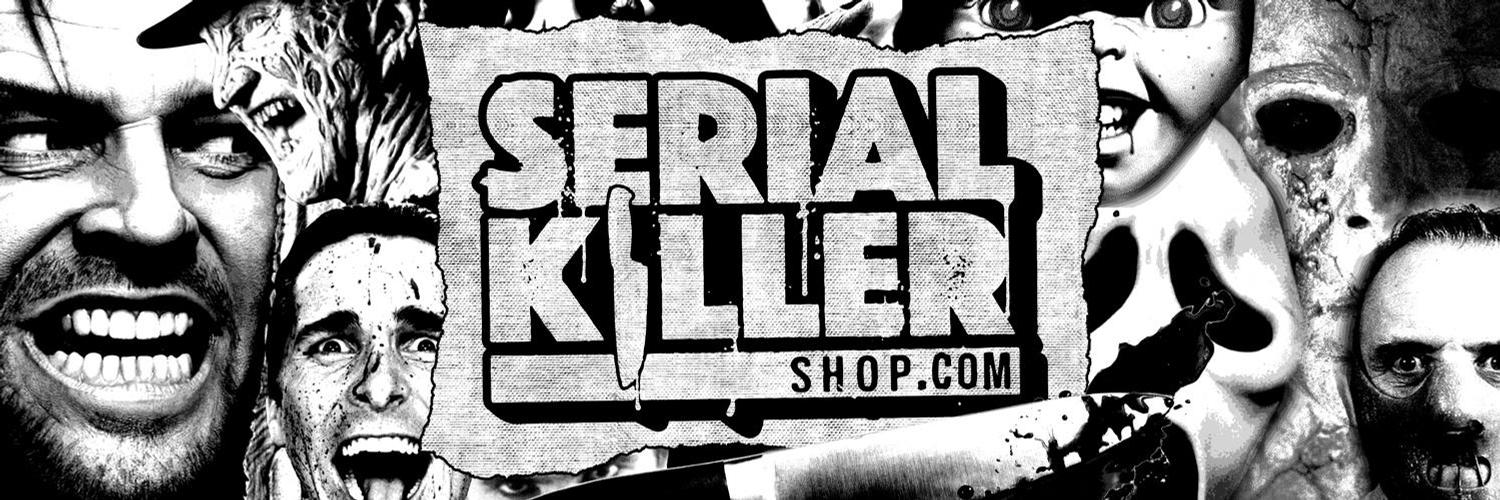 Serial Killer Shop Horror Tees