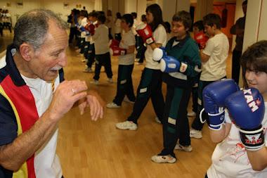 Boxeo escolar 2012