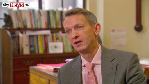 Andy Haldane, Économiste en Chef de la Banque d'Angleterre