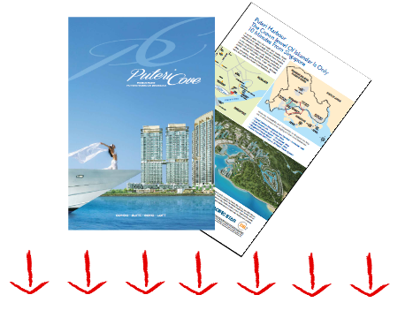 Puteri Cove E Brochure