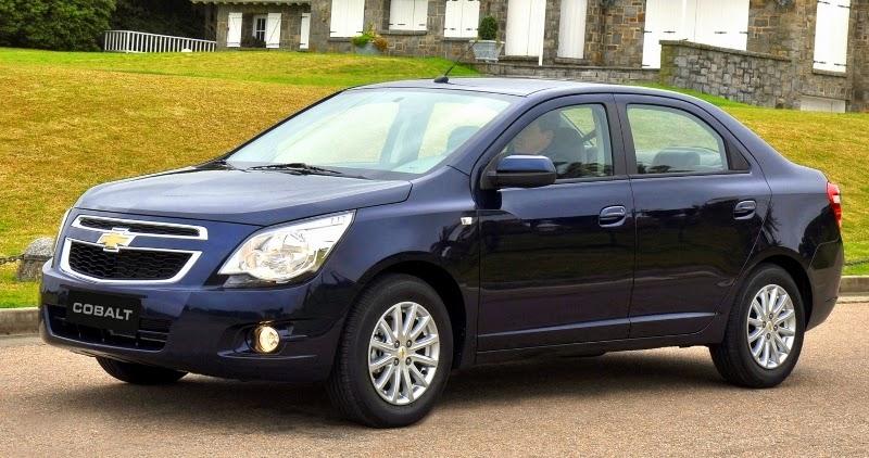 Novo Chevrolet Cobalt 2014 2015 sedan premium